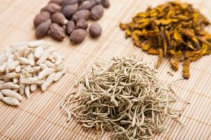 Chinese herbs for digestion