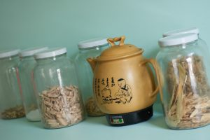 Chinese Herbal Cooker