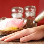 Moxibustion on Hand
